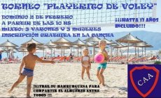 PROMO BEACH VOLEY 2020 AM